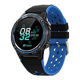 XQPK Reloj inteligente M6 para hombres y mujeres...